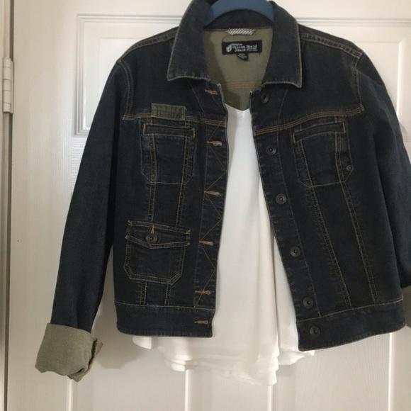 91dbc0b00 Volcom Denim Jacket. 2/$30